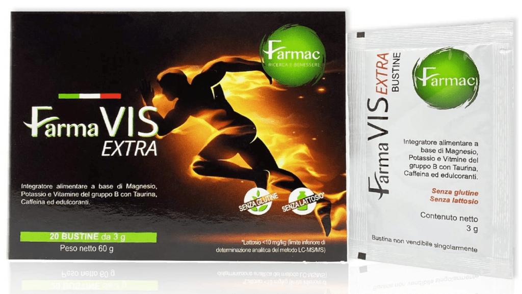 L'ultimo è FarmaVIS, non puro, ma ideale per chi cerca integratori energetici