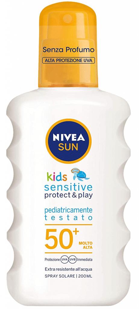 Nivea: ecco cosa offre per i più piccoli