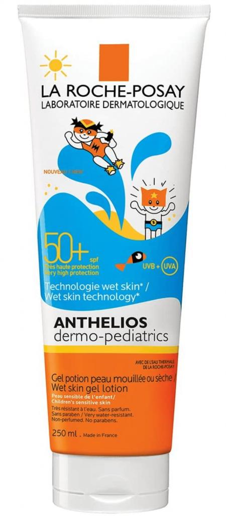 Proteggi i tuoi bambini dal sole con Anthelios