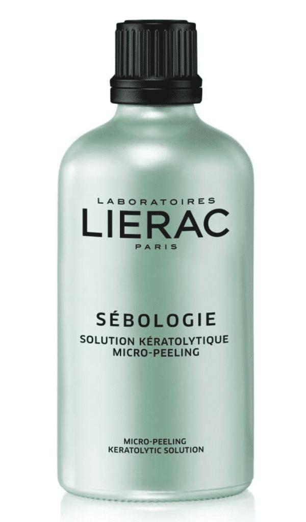Micro Peeling con acido lattico di Lierac