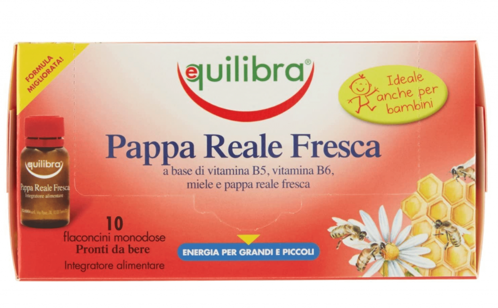 Equilibra Pappa Reale