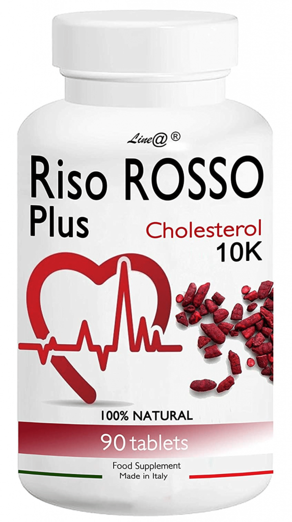 Riso Rosso Plus 10k