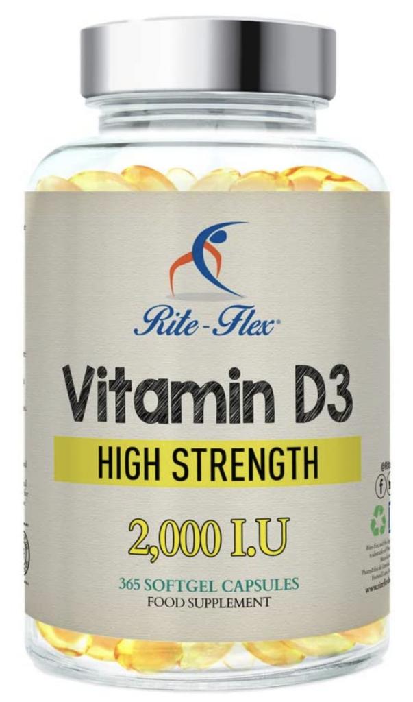 Vitamin D3 di Rite-Flex