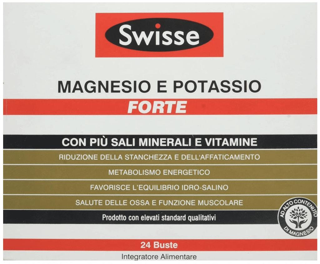 Swisse: ecco cosa offre per il magnesio