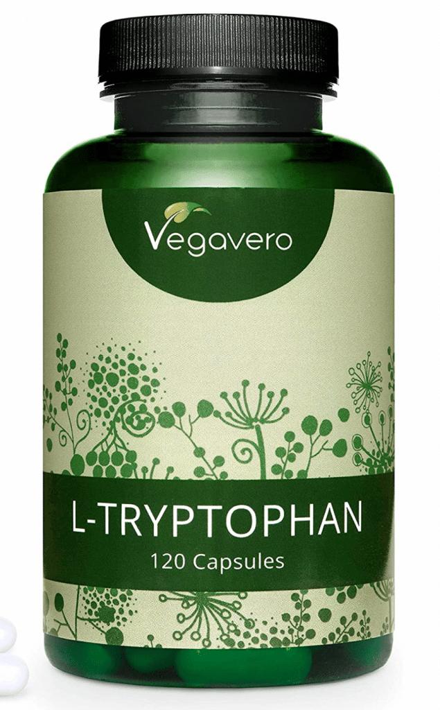 Anche Vegavero offre un'ottima soluzione per il triptofano