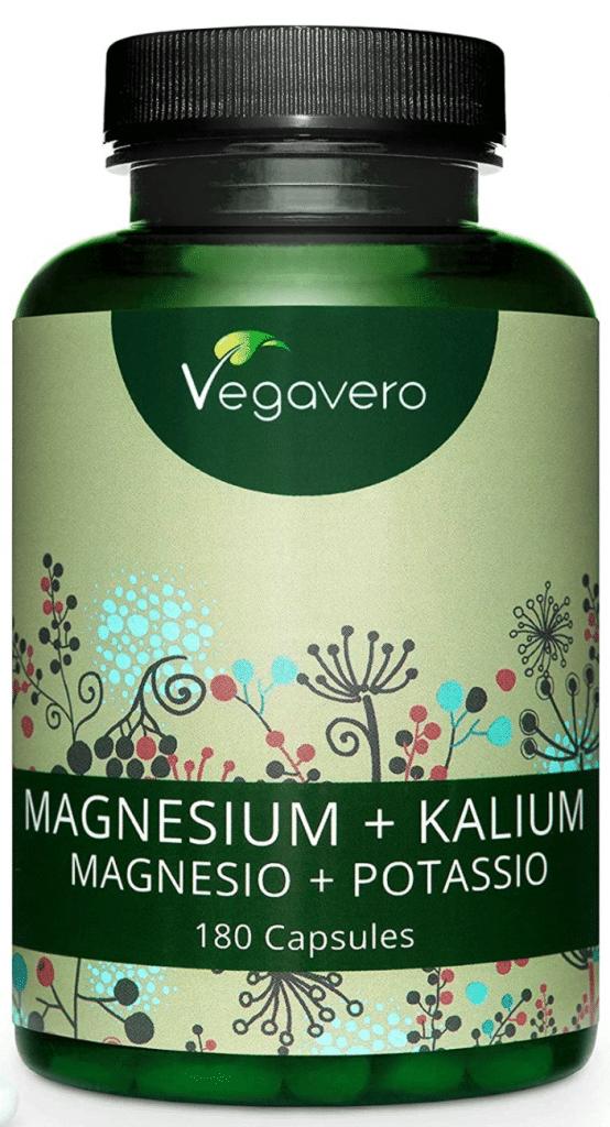 Vegavero colpisce ancora: integratore completamente vegano di potassio
