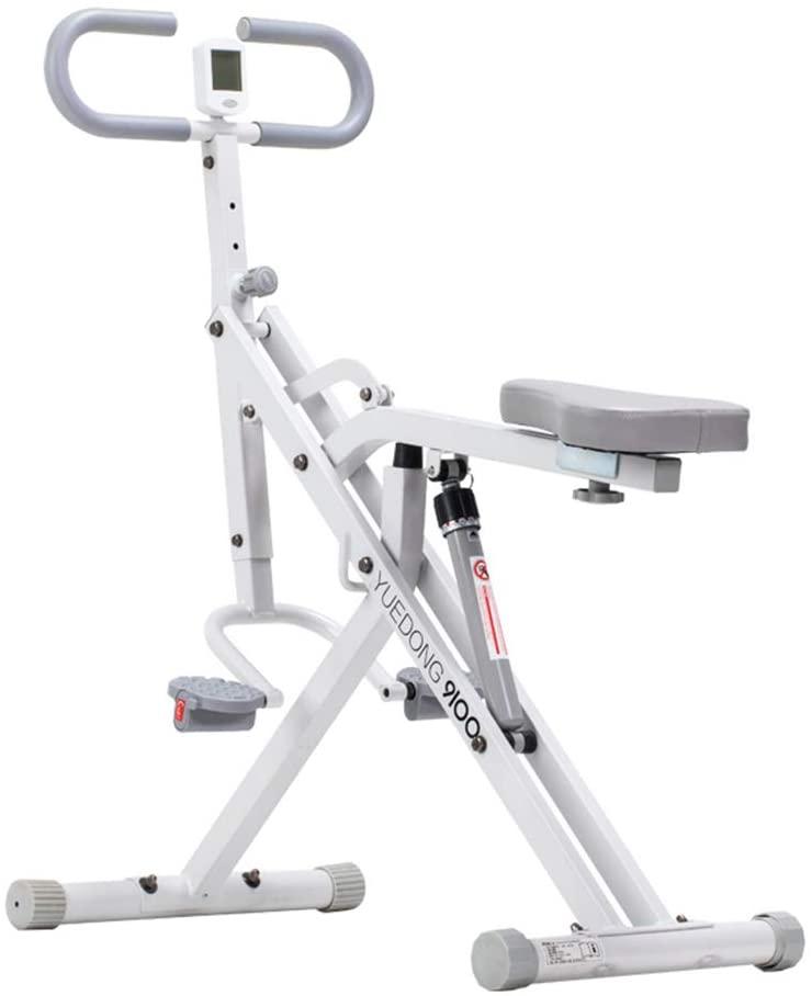 Total Crunch Squat Machine