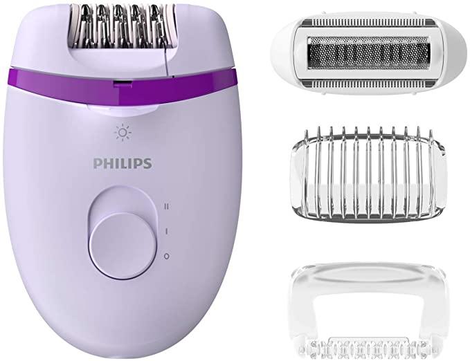 Philips Satinelle Essential Epilatore Elettrico Compatto