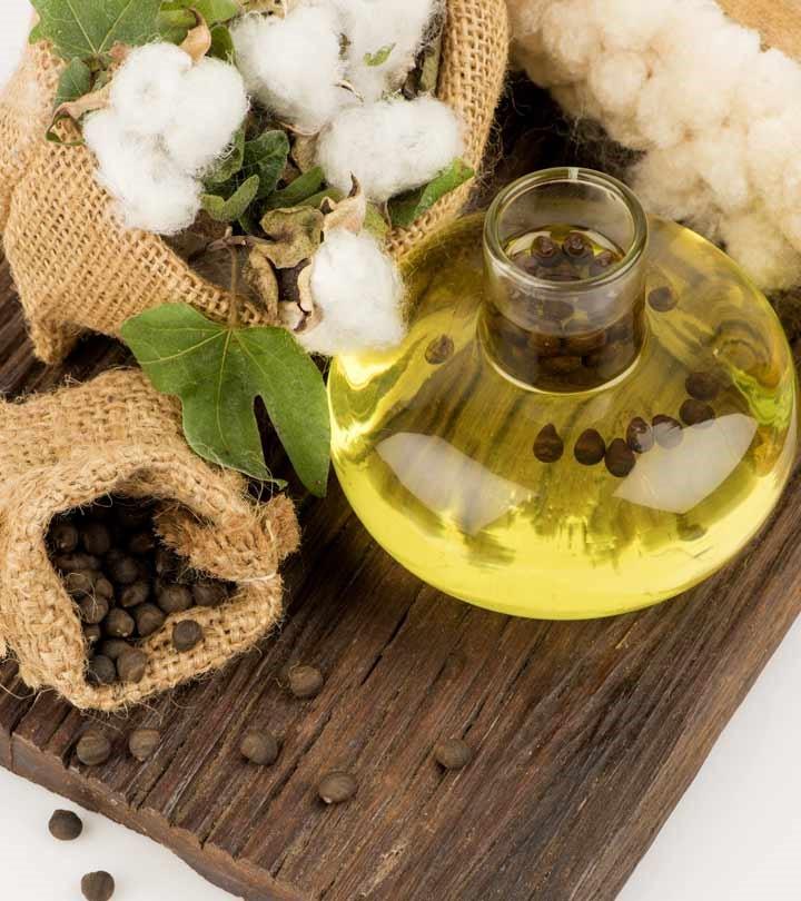 Olio di cotone proprietà