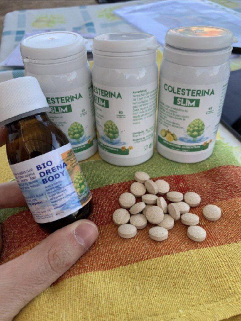 Offerta Colesterina Bio Drena Body