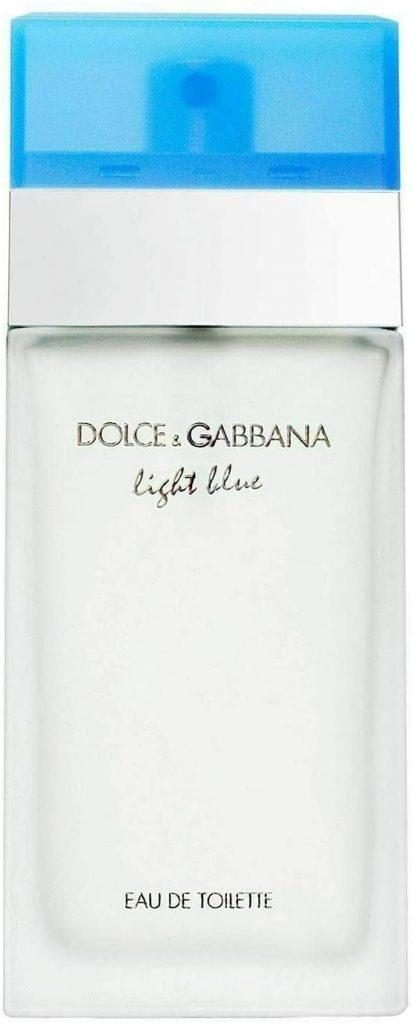 LIght Blue è una delle scelte più apprezzate per i profumi donna