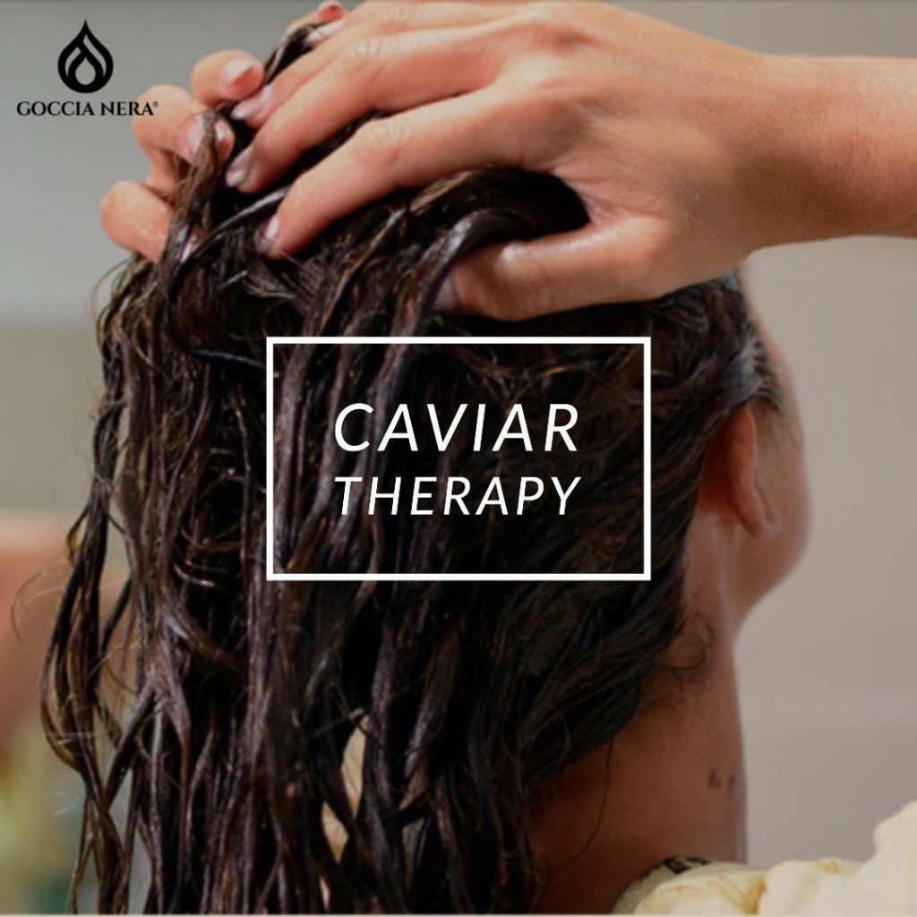Caviar Therapy per capelli