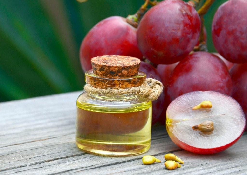 Olio di vinaccioli benefici