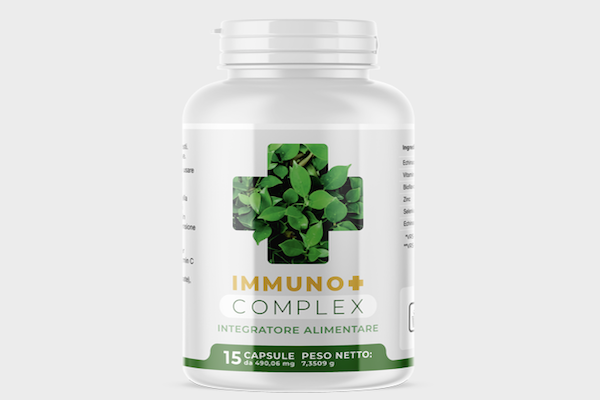 Immuno+ Complex Funziona? Recensione ed Opinioni