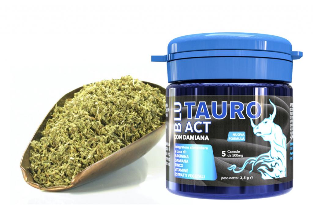 Blu Tauro Ingredienti