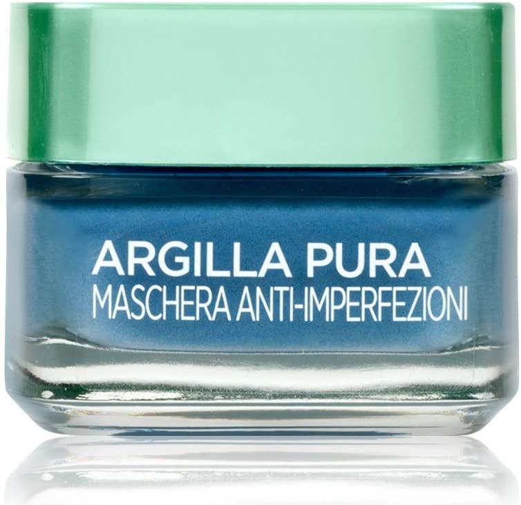 L'Oréal : maschera con argilla pura