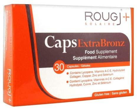Rouji Caps Extra Bronze attivatore abbronzatura