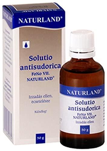 Naturland Antitraspirante Antisudore