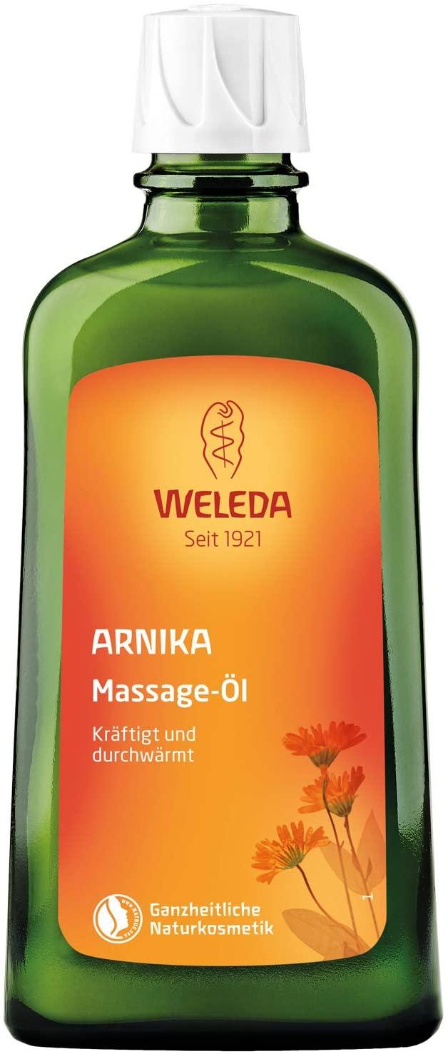 Weleda Olio da massaggio arnica