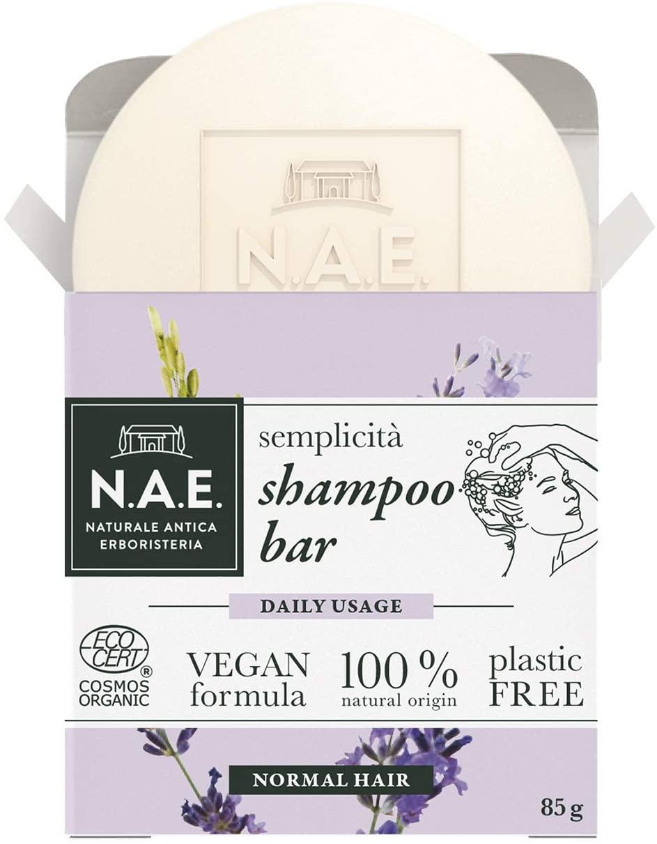 N.a.e shampoo solido per capelli normali