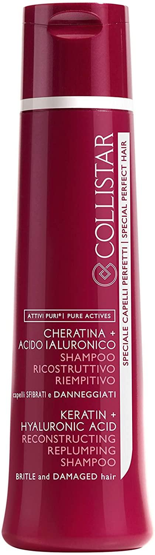 Collistar Attivi Puri Shampoo Ricostruttivo Riempitivo