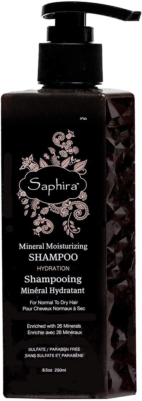 SAPHIRA Keratin Moisturizing Shampoo