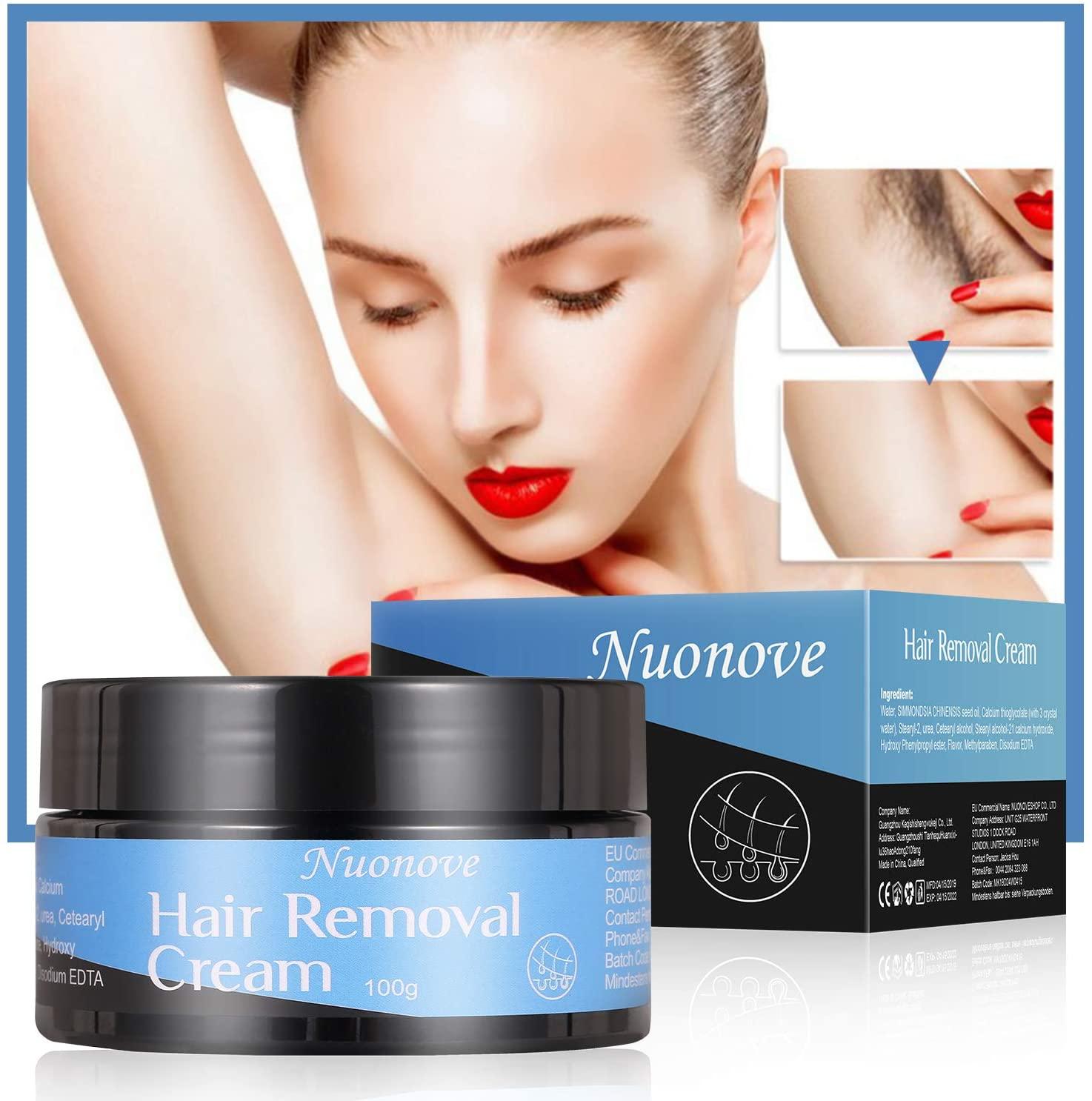 Hair Removal Cream crema depilatoria