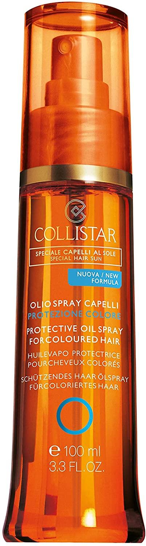 Collistar Olio Spray Capelli Protezione Tonalità