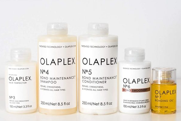 Olaplex trattamento capelli