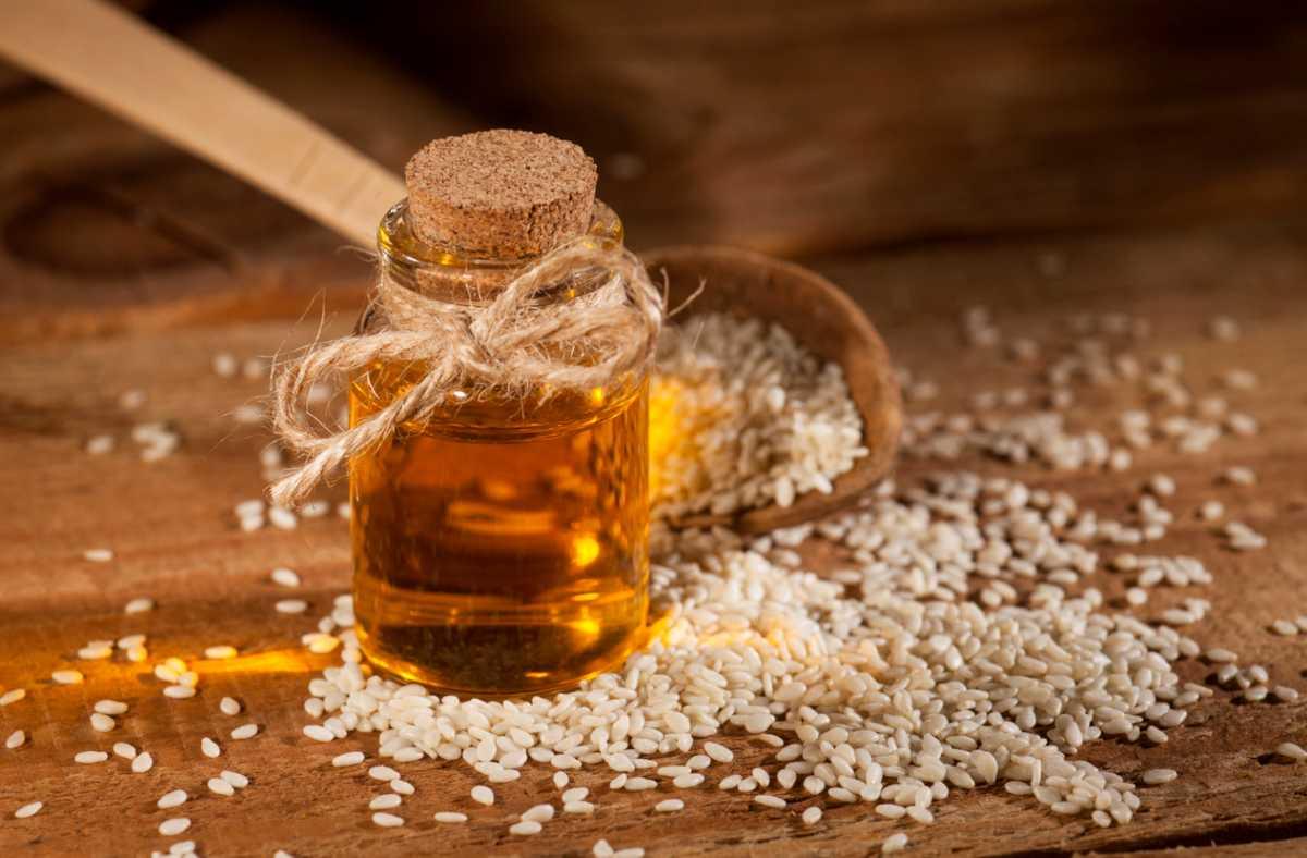Benefici olio di sesamo