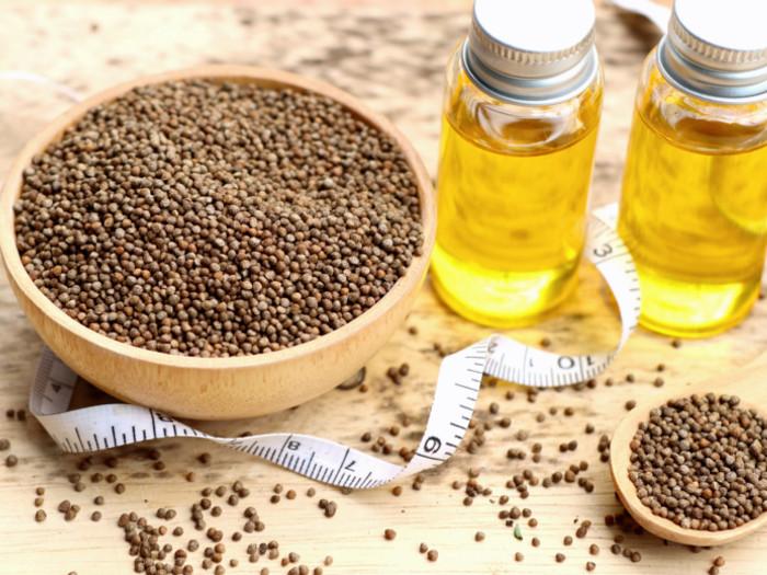 Olio di semi di perilla