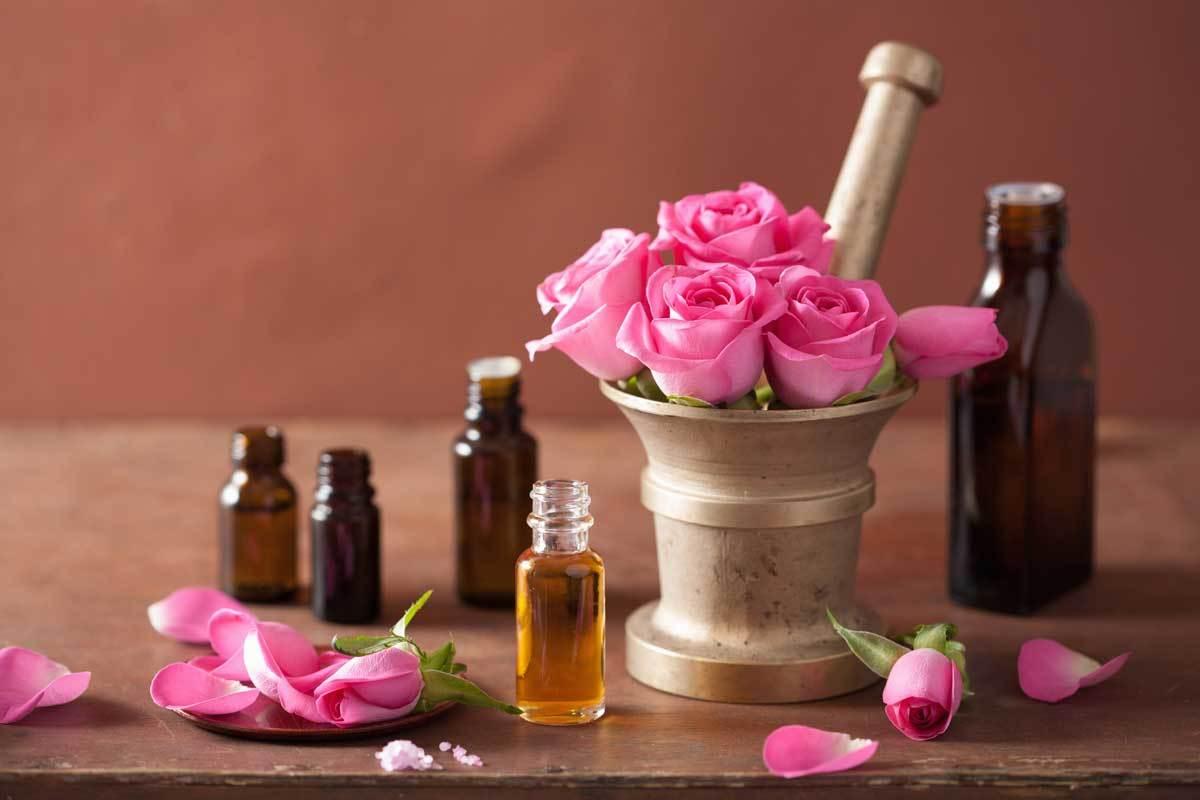 Olio di rosa mosqueta puro