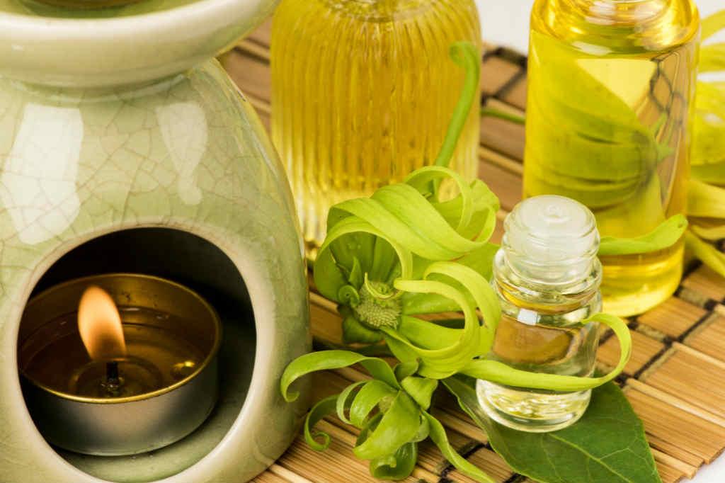 Ylang Ylang Aromaterapia