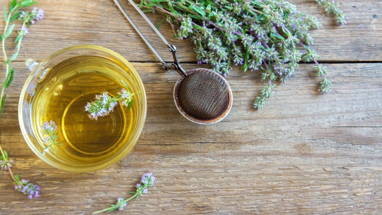 Benefici olio di timo