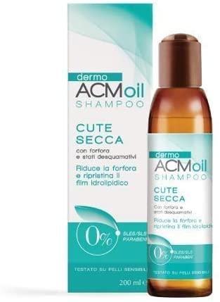 DermoACM oil shampoo delicato antiprurito