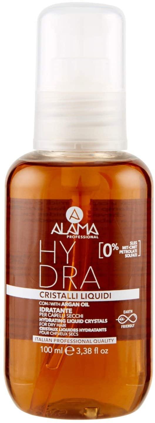 Alama Professional Hydra Cristalli liquidi Idratanti per Capelli Secchi