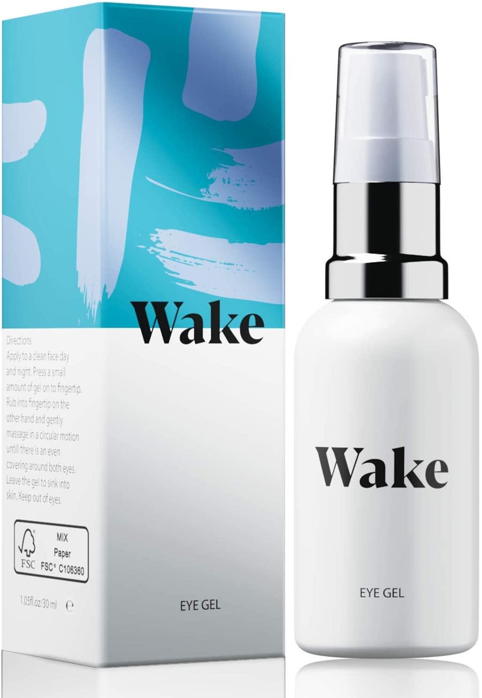 Wake Skincare crema viso antirughe Vitamina E e Collagene