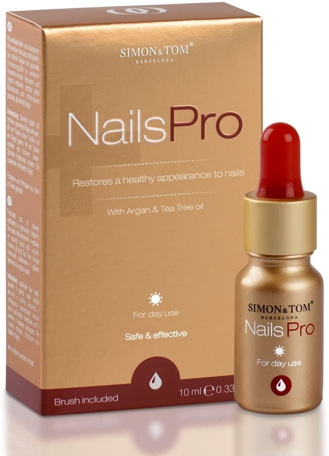 Simon & Tom NailsPro Day Soluzione Antifungina
