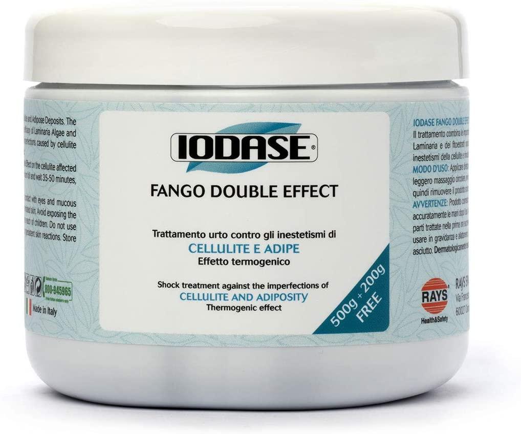 Iodase Double Effect Fango Anticellulite e Snellente