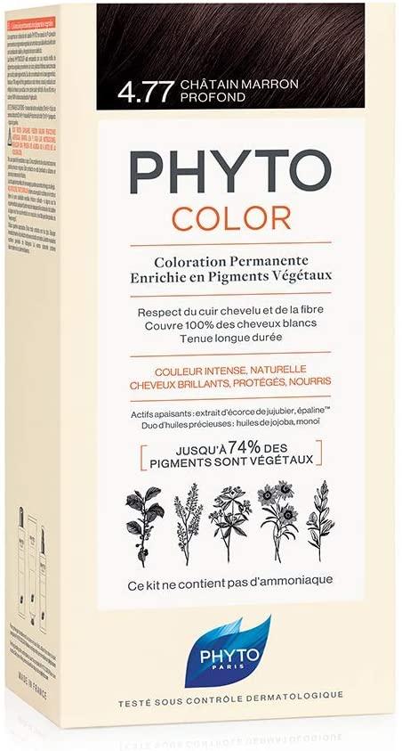 Phyto Phytocolor Tinta Permanente senza ammoniaca