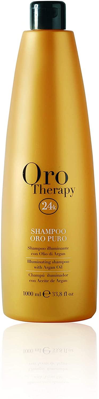 Fanola Oro Therapy Shampoo Illuminante Oro Puro