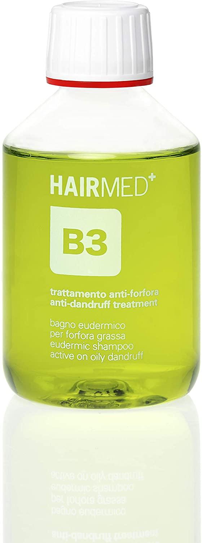 Hairmed B3 Shampoo Antiforfora Professionale per Capelli