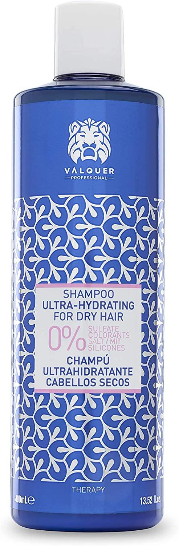 Válquer Shampoo ultra-idratante per capelli secchi senza sale