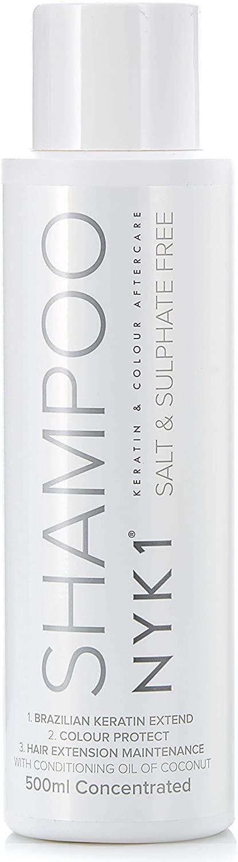 NYK1 Shampoo Protezione Cheratina Senza Sale