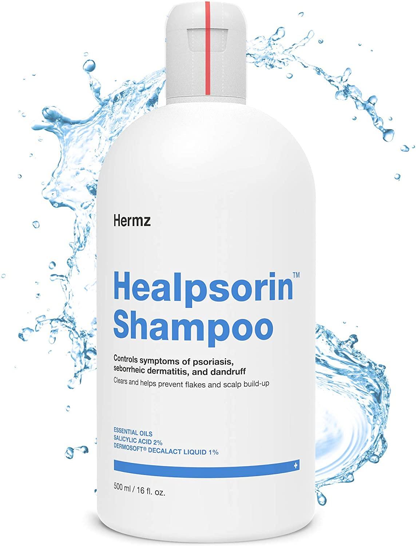 Healpsorin Shampoo con Acido Salicilico