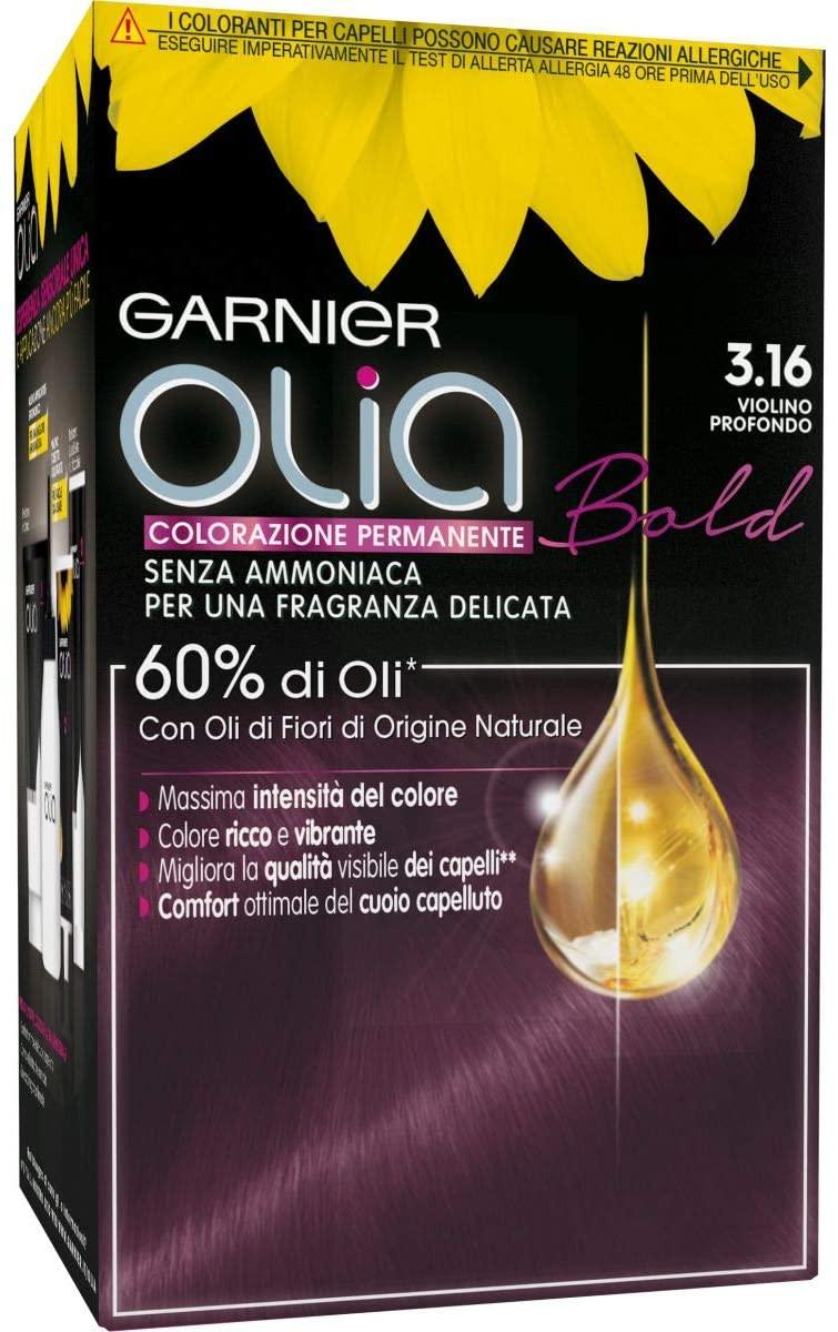 Garnier Olia Colorazione Permanente senza ammoniaca