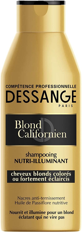 Dessange Shampoo con effetto schiarente graduale Biondo californiano