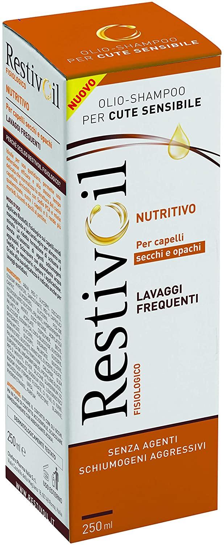 RestivOil Olio Shampoo Fisiologico Nutriente anti-prurito