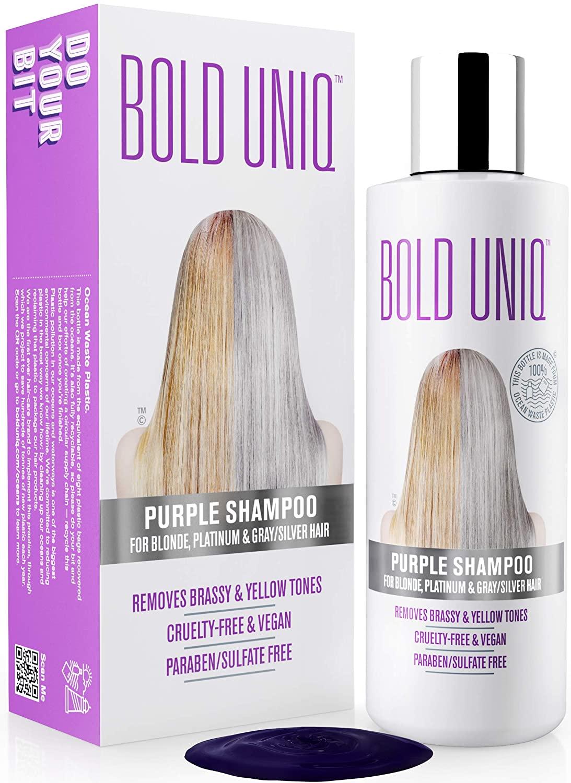 Bold Uniq shampoo antigiallo tonalizzante