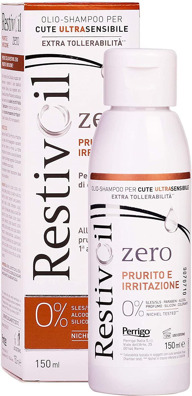 RestivOil Zero Shampoo Anti Prurito e Irritazione